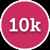 10,000 Posts