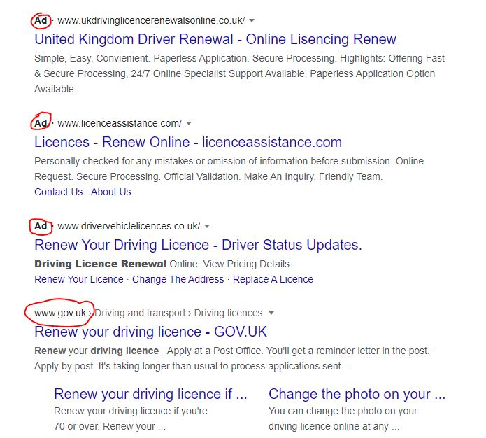 Free 70 renew at www uk for licence driving gov Driving after